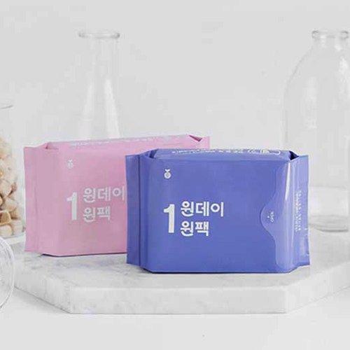 [원데이원팩] 안전하고 간편한 생리대