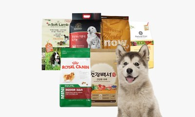 강아지 사료 베스트상품 한번에 보고 골라보기
