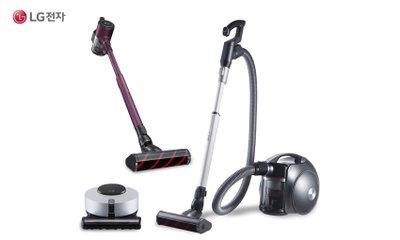LG 청소기 인기모델 모음전 강력한흡입력으로 우리집을 깨끗하게