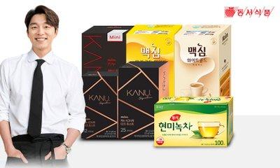 동서식품 온라인 1월 브랜드 SALE 복수구매추가할인