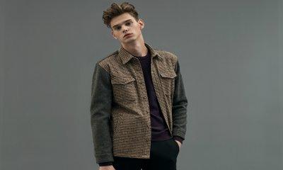 브로이어 블루-본점 남자들을 위한 겨울 스타일 제안