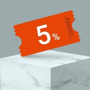 신세계제휴카드 5% 쿠폰행사