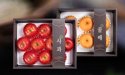 2019년 설맞이 과일선물세트 좋은 상품을  정성을 담아 포장