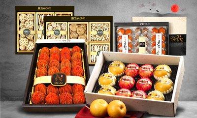 [자연식탁]2019년 설 선물모음 사과,배/곶감/표고버섯 외