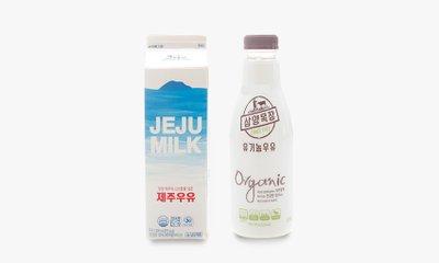 제주우유, 대관령목장 삼양우유 런칭전