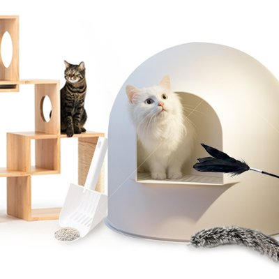 [피단스튜디오] 감성적인 디자인 고양이용품 모음