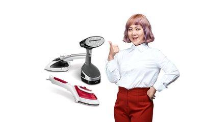 박나래 PICK★ 테팔 퀵 스티머 나 혼자서도 완벽한 다림질