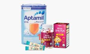 [신몰기획] BEST 분유&유아식품