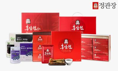 정관장 BEST 홍삼 모음전 홍삼은 정관장