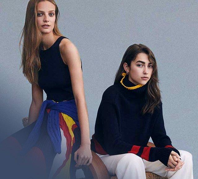 폴로 랄프 로렌 새로운 봄 컬렉션봄 스타일링을 위한 폴로 필수 아이템