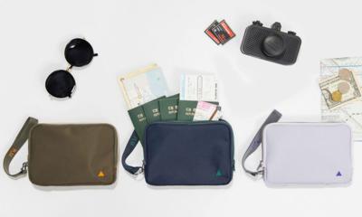 여행가방 여권지갑 뷰티파우치 폴딩백 지갑