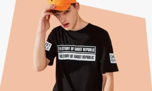 남녀공용 반팔티셔츠/맨투맨/데님