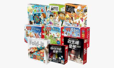 행복한바오밥 보드게임 교육용 보드게임