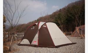 콜맨 캠핑