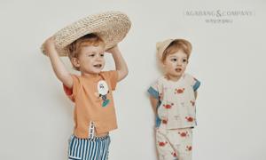 [아가방앤컴퍼니]여름의류 티셔츠/바지 外