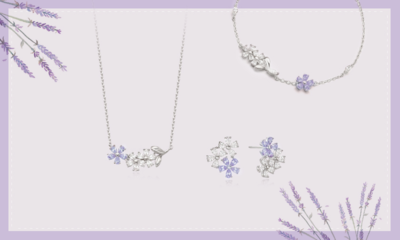 [코티니] 사랑의 5월, 우아한 꽃 주얼리