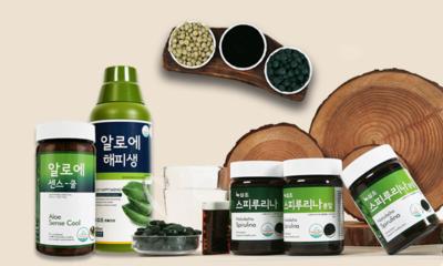 녹십초 건강생활 백서
