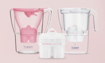 BWT 간이정수기 깨끗하고 맛있는 물 친환경적/경제적
