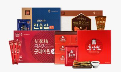 정관장/한국삼 홍삼 외 건강식품 모음