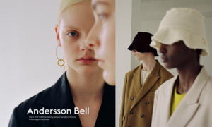 Andersson Bell S/S SEASON OFF !