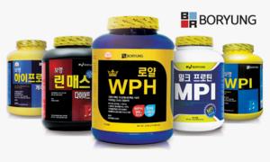 보령 단백질 탄수화물 헬스 보충제 모음전