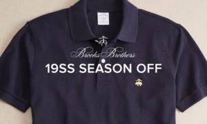 [브룩스 브라더스] 남성 티셔츠 & 폴로
