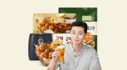 에어프라이어로 더 맛있게 즐기세요! 치킨/만두/핫도그 바삭바삭 FRYDAY!