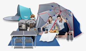 버팔로 캠핑 썸머 패스티벌