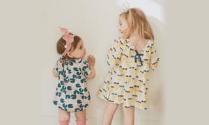 유아동 여름 패션 준비