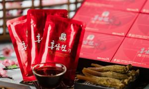 믿을 수 있는 홍삼 브랜드, 정관장!