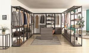 퍼스웰 드레스룸 침실수납옷장행거 전상품 특가구성 상품평 사은품