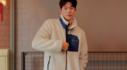 컬럼비아 브랜드 위크 남주혁 뽀글이 플리스 자켓 단독출시