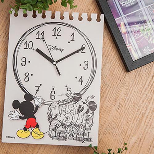 헬로키티&뽀로로&디즈니 캐릭터 시계