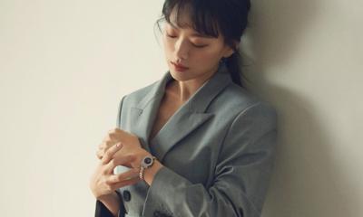 Ferragamo TIMEPIECES 천우희 시계 컬렉션