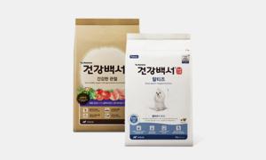 E-펫팸족을 위한 건강백서 사료 간식