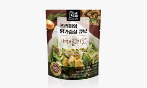 뉴닭 신제품 야채불고기맛 큐브 런칭!
