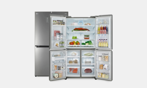 [LG전자] LG DIOS 상냉장 하냉동 냉장고