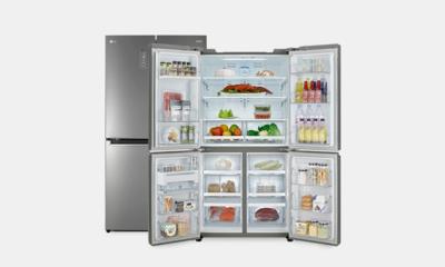 LG전자  상냉장하냉동 냉장고 기획전