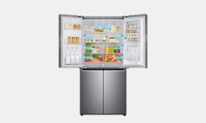DIOS 냉장고의 편리함! 상냉장 하냉동