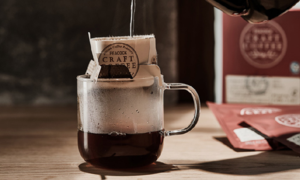 크래프트 커피 스페셜티 원두의 깊은 향!
