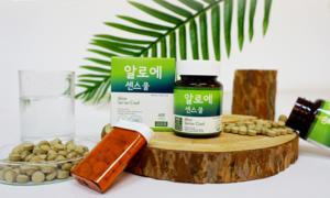 건강식품 명가 녹십초 환절기 가족건강 특집