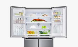 LG DIOS 상냉장하냉동냉장고 냉장실은 위로, 냉동실은 아래로