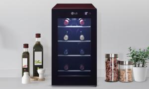 LG DIOS 와인셀러 와인의 맛과 향을 완성하는 냉장고