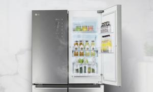 LG DIOS 매직스페이스 냉장고 매직스페이스로 더 넓은 공간활용