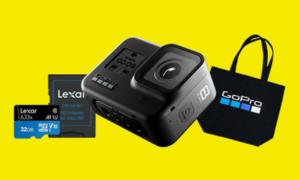 Gopro HERO8 예약판매 이벤트 추가 사은품 증정
