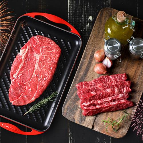 추워지는 날씨 든든한 고기 한점 어떠세요?