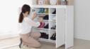 공간활용백서 신발장 주방수납장 분리수거함