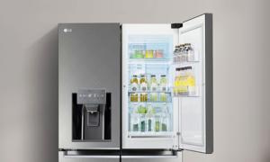 LG DIOS 얼음정수기냉장고 헬스케어서비스 1년 비용 전액 지원