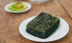 [해맛]바삭바삭 국·내·최·초 명란맛김