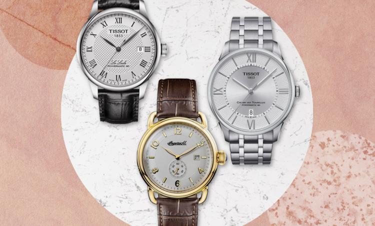 [잉거쏠&티쏘] 남성 패션 시계 모음
